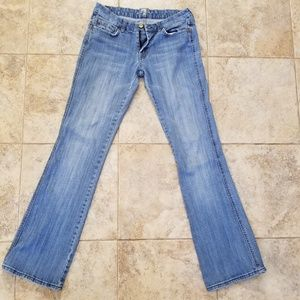 7 for All Mankind Jeans Bootcut Good Condi…